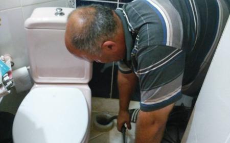 Tuvalet, Banyo, Lavabo Tıkanıklık Açma